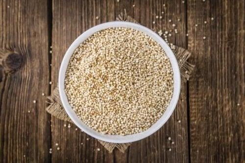 kasza quinoa