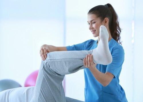 Domowe leczenie skurczy mięśni