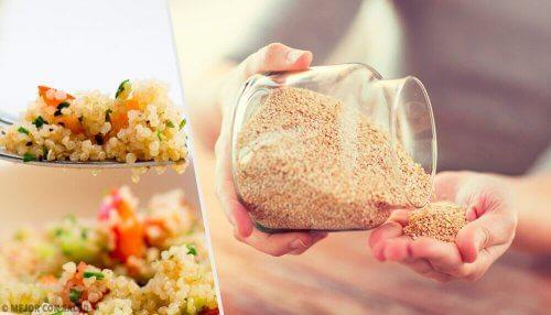 Ziarno quinoa – dlaczego warto je jeść?