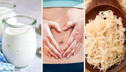 Naturalne probiotyki wspomagające florę jelitową
