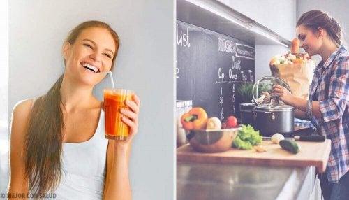 Zdrowe nawyki wspomagające detoks organizmu