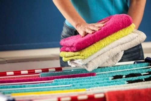 ręczniki zmiękczacz