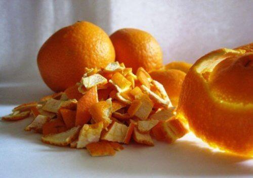 skórka pomarańczowa ból szyi