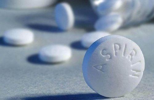 Tabletka aspiryny