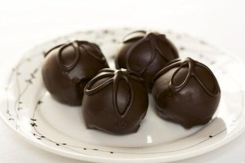 Trufle czekoladowe – proste przepisy