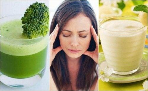 Walka ze stresem – 5 naturalnych i pysznych soków