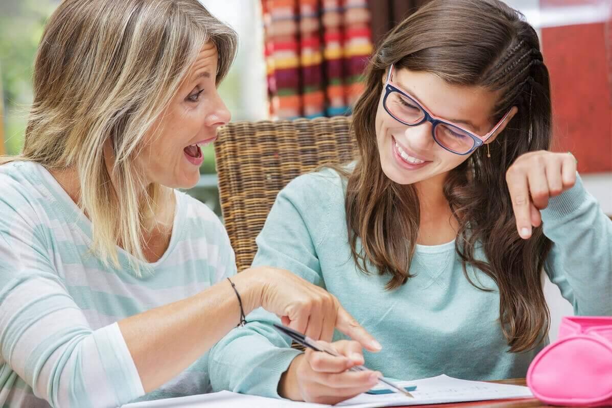 Rozmowa z nastolatkiem