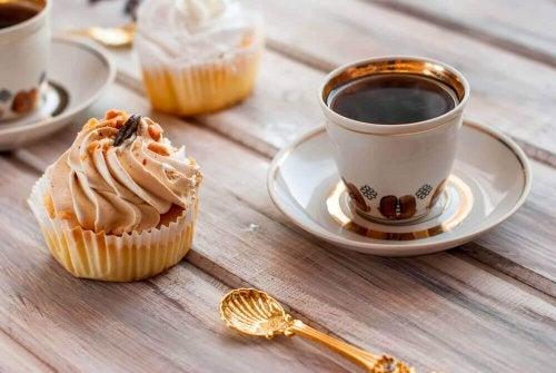 Babeczki o niskiej zawartości cukru na śniadanie