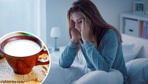 Bezsenność – 3 najlepsze naturalne leki