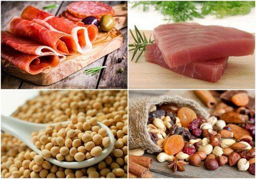 Białka. kontrola cukrzycy