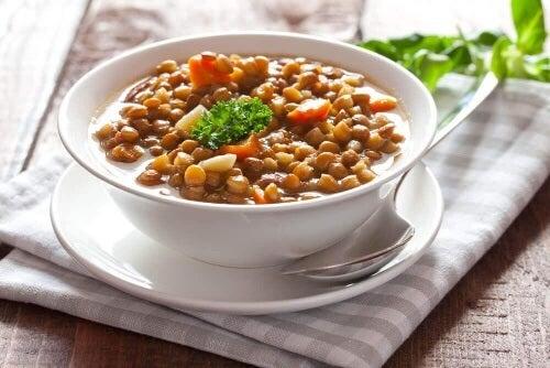 Zwróć uwagę na sposób gotowania takich nasion jak fasola czy ciecierzyca.