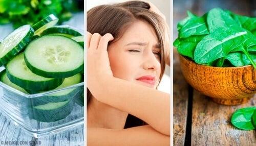 Dieta łagodząca bóle głowy: 11 produktów
