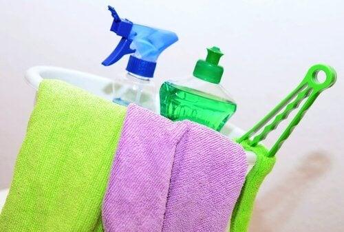 Dokładne czyszczenie Twojego domu – zadbaj o 6 ukrytych miejsc