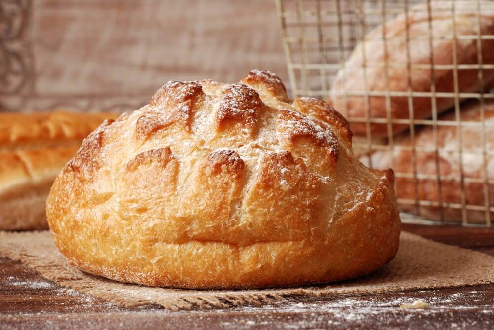 Domowej roboty chlebek