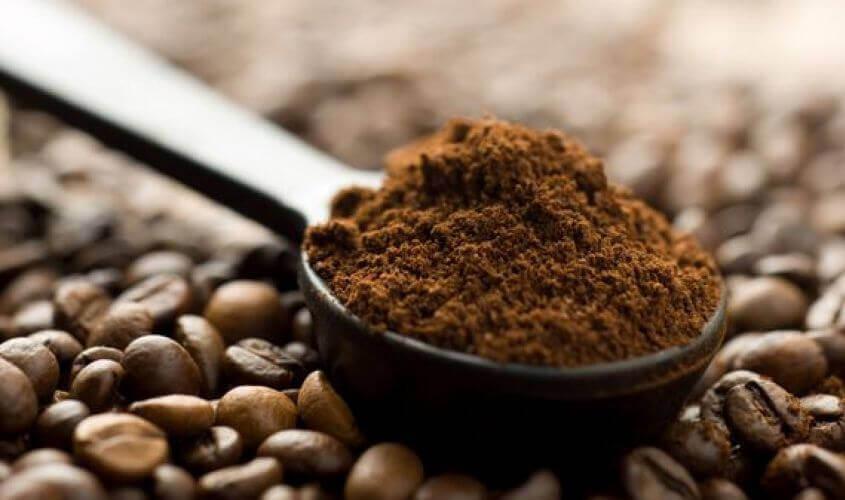 domowy peeling z kawy