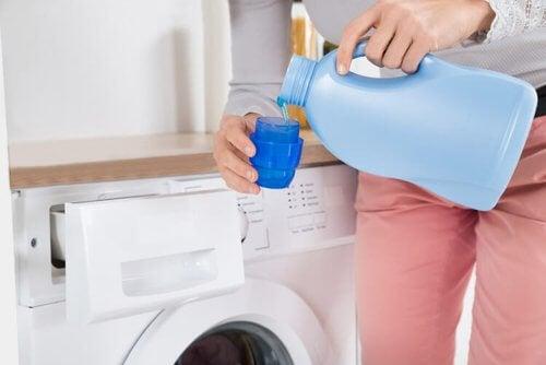 Ekologiczny środek do prania.