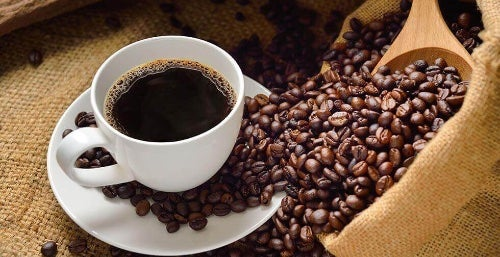 Kawa działa jak naturalny dezodorant.