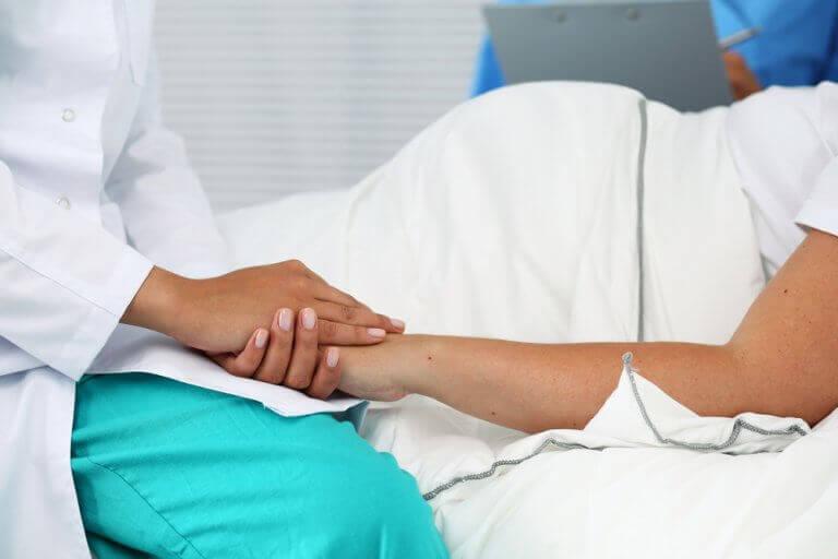 Strach u kobiety w ciąży