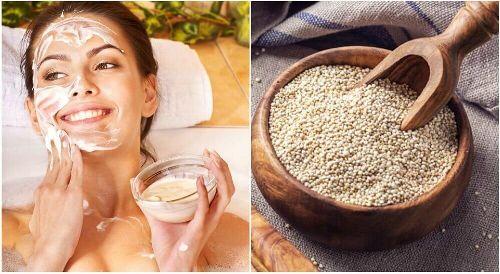 Komosa ryżowa: dlaczego warto myć nią twarz?