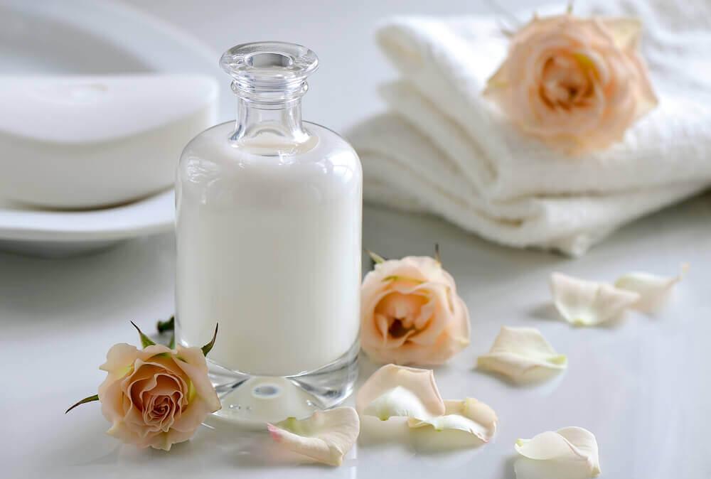 mleko na brzydki zapach ręcników