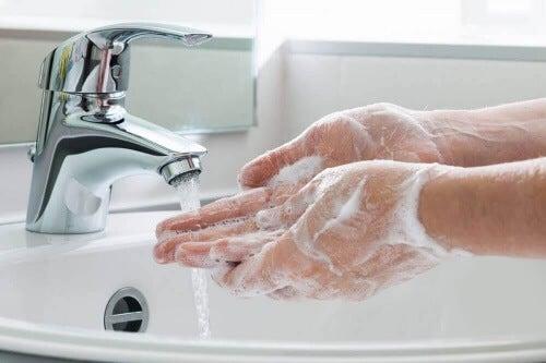 Grypa w domu oznacza zmianę nawyków i zwrócenie uwagi na czystość i higienę.