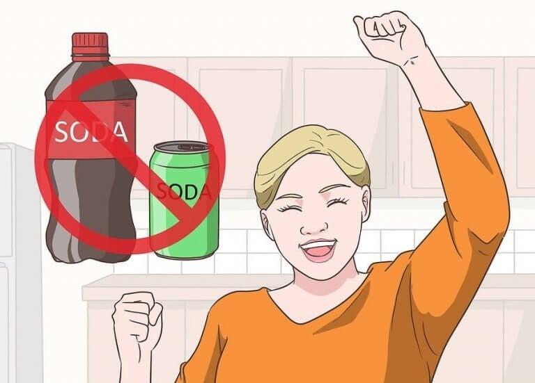 Słodkie, gazowane napoje są szkodliwe