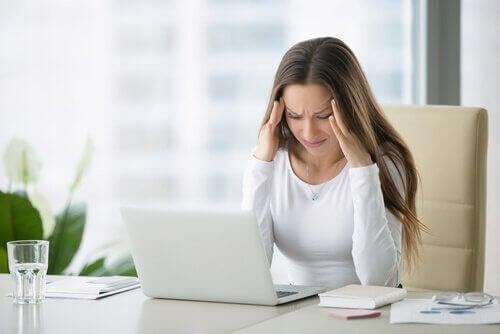 bezsenność a stres
