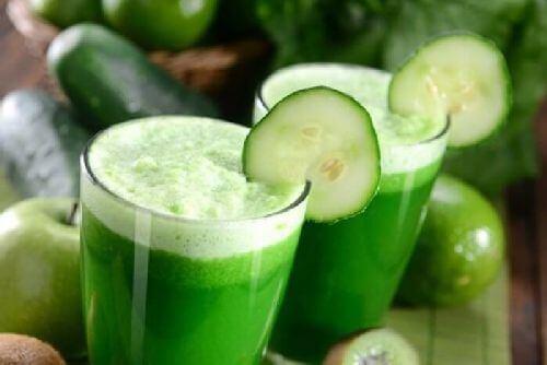 Ogórek zielony