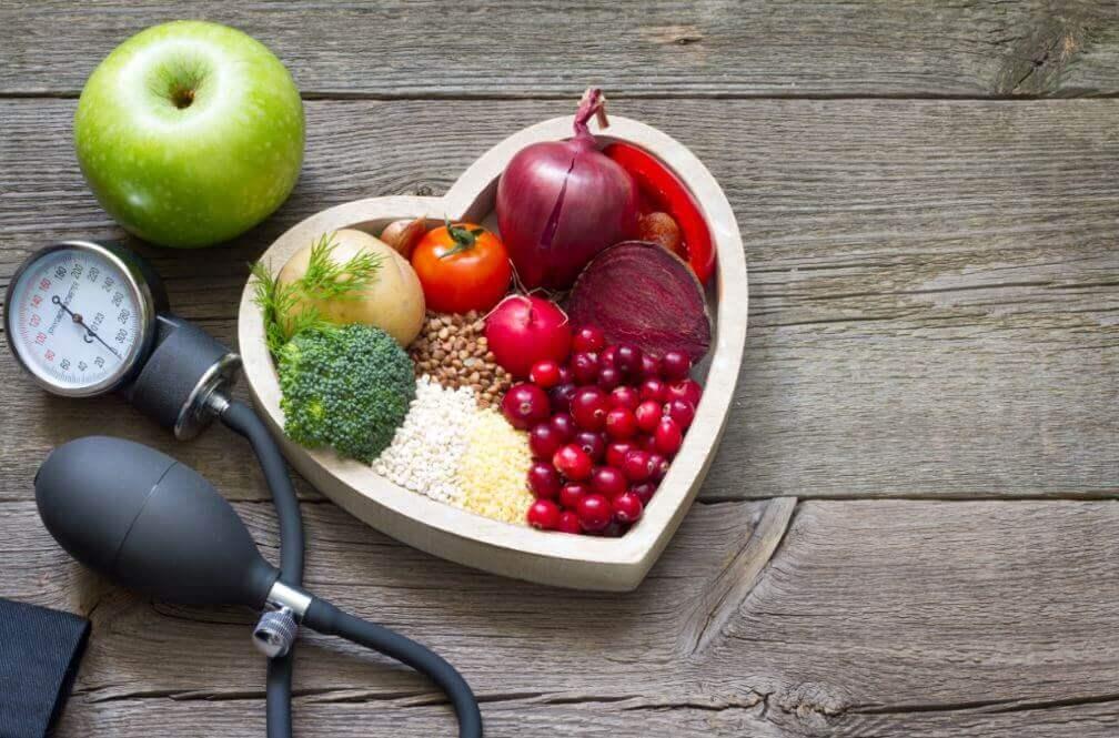 owoce i warzywa na wysoki poziom cholesterolu