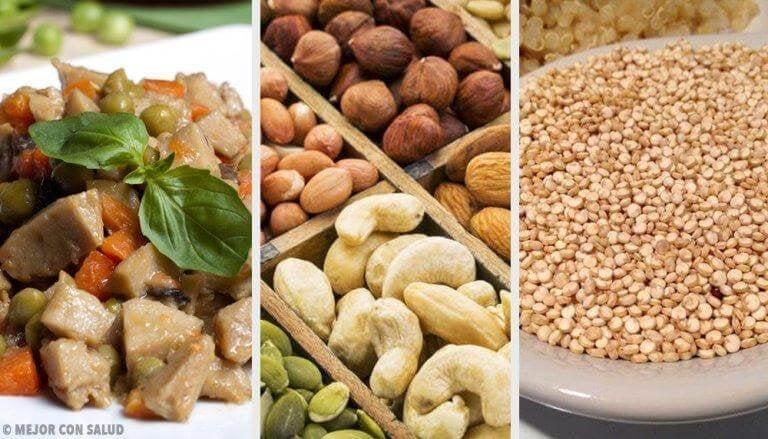 Białko zwierzęce - czym można zastąpić je w diecie?