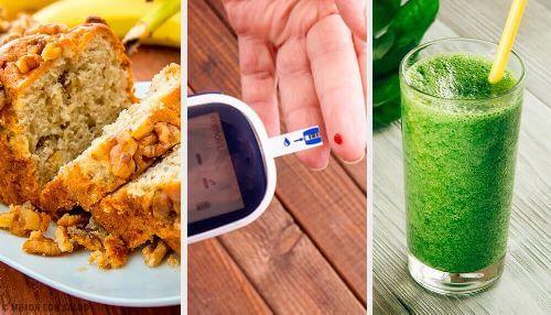 Przepisy dla diabetyków - poznaj 4 ciekawe propozycje!