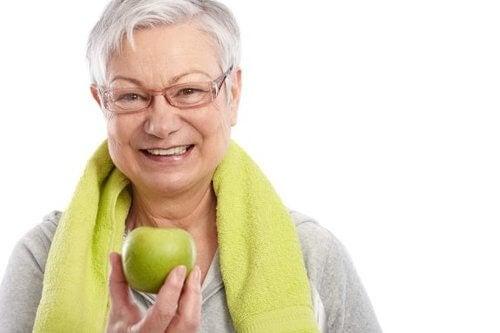 Przybieranie na wadze z wiekiem - przyczyny i profilaktyka