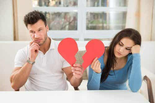Rozpad związku: 5 reakcji fizjologicznych