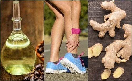 Zapalenie ścięgna Achillesa - 5 naturalnych środków