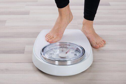Stawanie na wadze