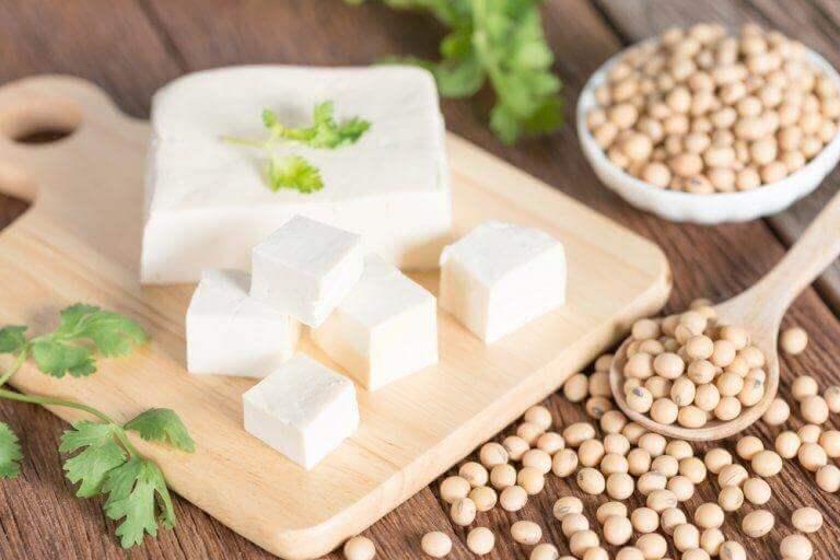 Tofu zastępuje białko zwierzęce