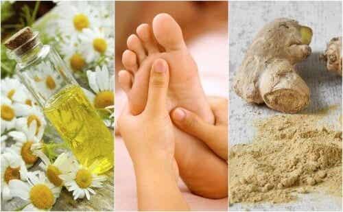Ulga dla stóp: 6 naturalnych środków łagodzących