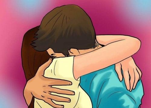 Przytulanie - korzyścidla zdrowia, jakie niosą z sobą uściski