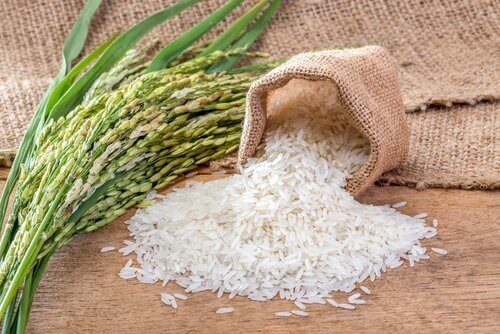 ryż biały