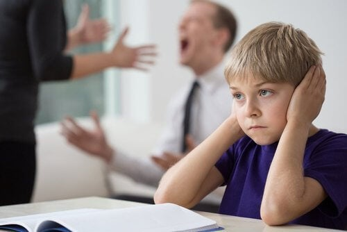 Domowe awantury – jak wpływają na dzieci?