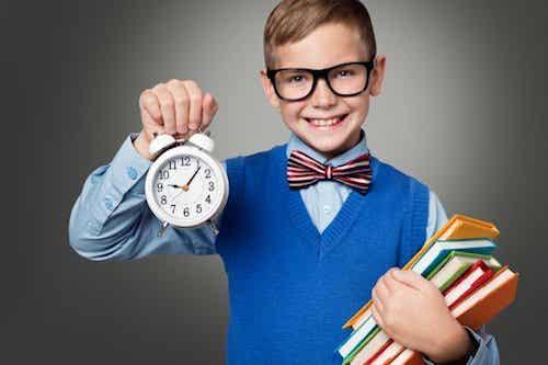 Jak lepiej wykorzystać czas – naucz Swoje dziecko