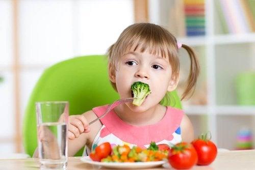 Spraw, aby dzieci polubiły warzywa!!!