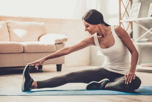 Fitness klub w Twoim domu - jak go zorganizować