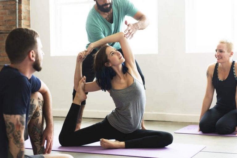 Joga - korzyści jakie wykazuje przeciwko depresji.