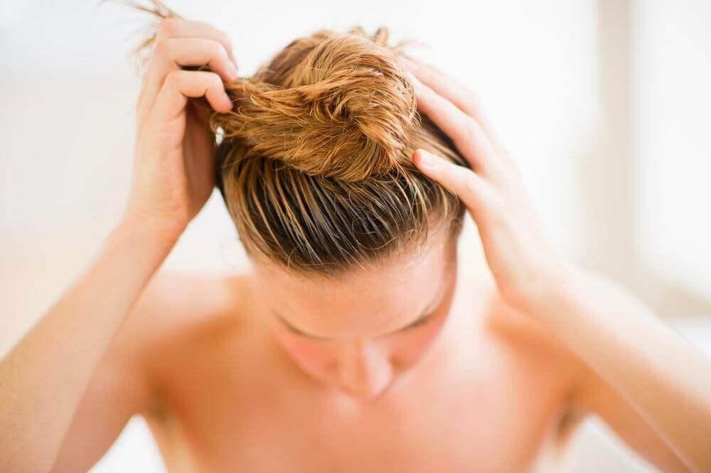 kondycja włosów - naciąganie