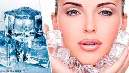 Kostki lodu – alternatywne zastosowanie