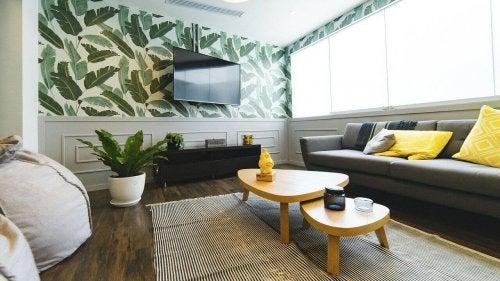 Tanio odmienić mieszkanie? – 7 ciekawych pomysłów