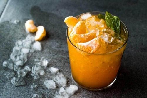 Mandarynkowe mojito - najlepszy przepis