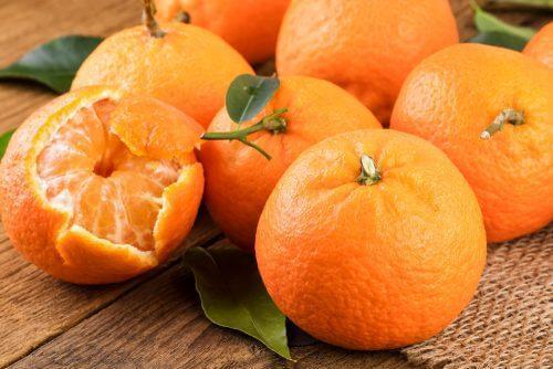 mojito mandarynkowe mandarynki