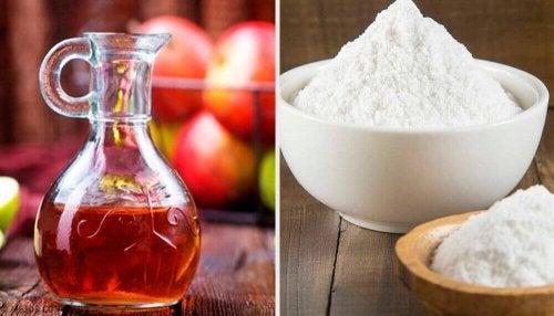 Woda z octem i sodą oczyszczoną - korzyści płynące z jej picia przed posiłkami